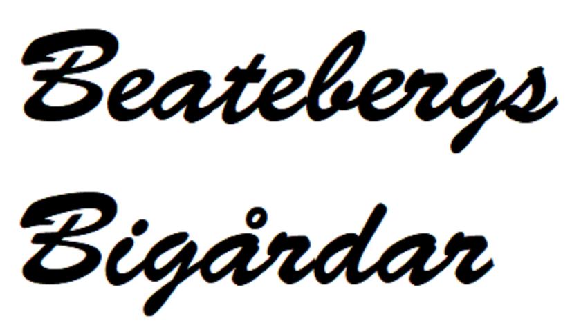 Beatebergs Bigårdars Webbutik